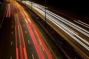 de snelwegnachten foto