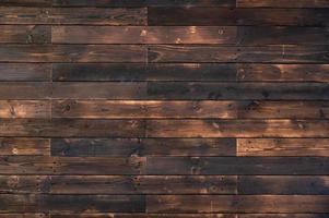verbrande donkere houten plank natuurlijke achtergrond foto