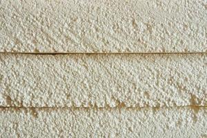 polystyreen schuim plastic textuur foto