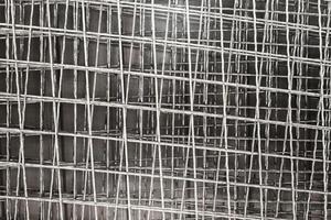 de ruwe metalen oppervlaktestructuur foto