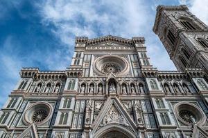 de Santa Maria del Fiore-kathedraal in Florence foto