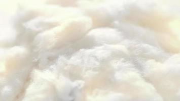 close-up katoen textuur macrofotografie textuur achtergrond foto