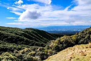 het platteland van taranaki, nieuw-zeeland foto