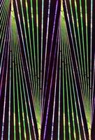 lichtstralen gegenereerd door een projector foto