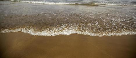 paradijs strand zomer foto