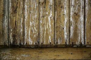 houten planken achtergrond foto