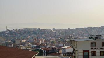 uitzicht op de stad gebze foto