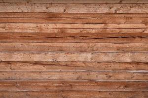 bruine en houten textuur foto