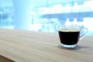 tijd voor koffie foto