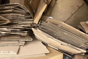 assortiment vuile gedumpte voorwerpen foto