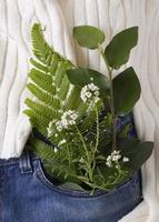 stilleven duurzame levensstijl elementen arrangement foto