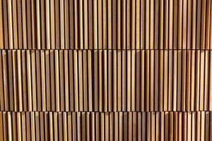 gestreept houten met licht en schaduwachtergrond foto