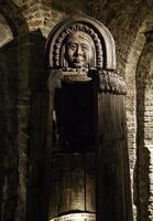 middeleeuws martelwerktuig foto