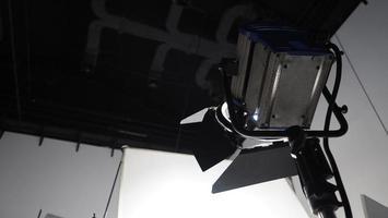 studiolichtapparatuur voor foto- of filmfilm foto