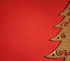 kerstboom achtergrond foto