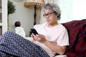 communicatie in huis foto