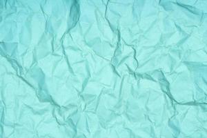 textuur of achtergrond van gedetailleerd verfrommeld papier foto