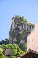 piek van inhanga's naald in copacabana foto