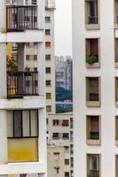gebouwen in het centrum van Sao Paulo, Brazilië foto