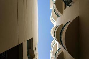 leeg hotel zonder mensen in egypte hurghada? foto
