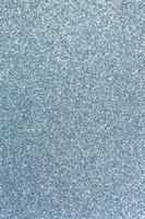 feestelijke monochromatische glanzende glittertextuur foto