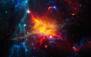 een uithoek van het heelal foto
