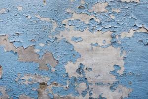 gepelde geschilderde muur textuur met kopie ruimte. foto