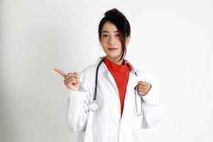 Oost-Aziatische vrouw foto
