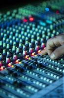 muziekapparatuur etnetrainment audio dj mixer foto