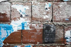 grunge steen bakstenen muur achtergrond textuur foto