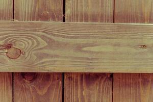 houtstructuur achtergrond met horizontale lijnen foto