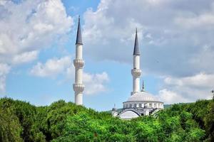 islam moslim religie architectuur moskee foto