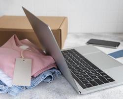online winkelconcept foto