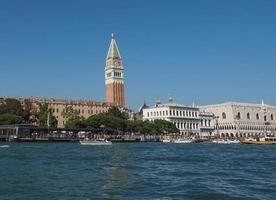 San Marcoplein in Venetië foto