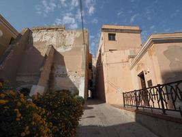 casteddu betekent kasteelkwartier in Cagliari foto