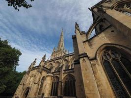 st mary redcliffe in bristol foto