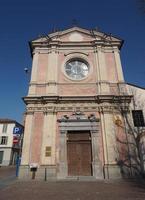 santa caterina kerk in alba foto