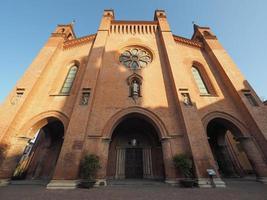 san lorenzo kathedraal in alba foto