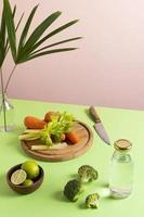 het wereldvoedseldag arrangement foto