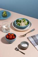 het heerlijke healthy food arrangement foto