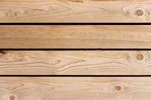 bruin houten plankpaneel. foto