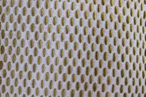 close-up textuur van stof achtergronden foto