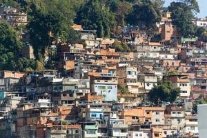 heuvel van de geiten in rio de janeiro, brazilië foto