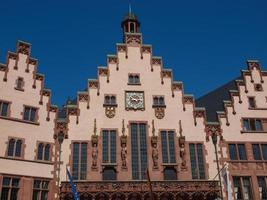 stadhuis frankfurt foto