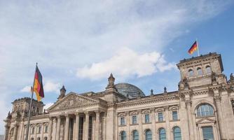 Rijksdag in Berlijn foto