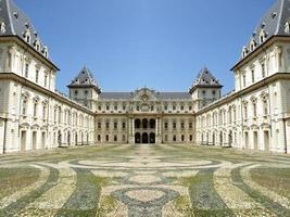 castello del valentino turijn foto