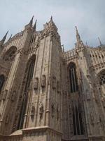 duomo di milaan kathedraal van milaan foto