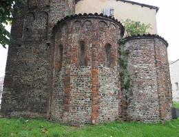 pieve san pietro kerk in settimo torinese foto