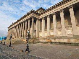 St George Hall in Liverpool foto