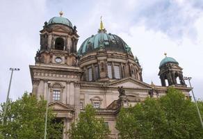 berliner dom in berlijn foto